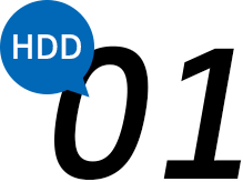01:HDD